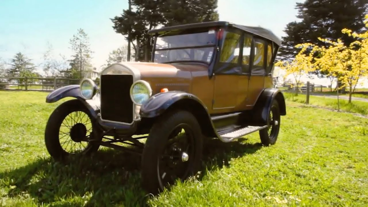 Ford Model T - Shannons Club TV - Episode 136