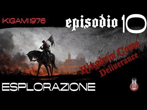 """Kingdom Come: Deliverance Blind Run , Cap.10 """"Esplorazione"""""""