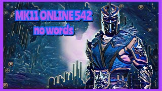 MK11 ONLINE 542 - Kombat League (THE WORST DAY EVER NOT JOKING) VERY DISGUSTING PLAYERS FOUND OMG
