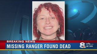 Missing Ranger Found Dead