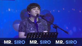 Anh Sẽ Mạnh Mẽ Yêu Em - Mr. Siro ft Sirocon (Live)