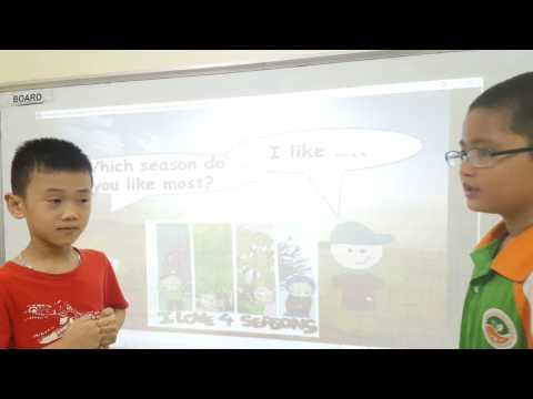 Conversation - Minh and Đức - Su9 - Ms Jenny - Tomokid