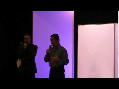 TFCON 2015 - A few minutes with Peter Cullen (Optimus Prime)