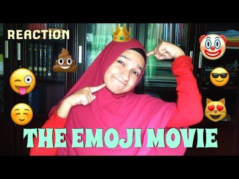 Ada tai?  reaction THE EMOJI MOVIE