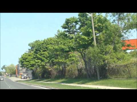 Oshawa - A short drive thru Oshawa roads