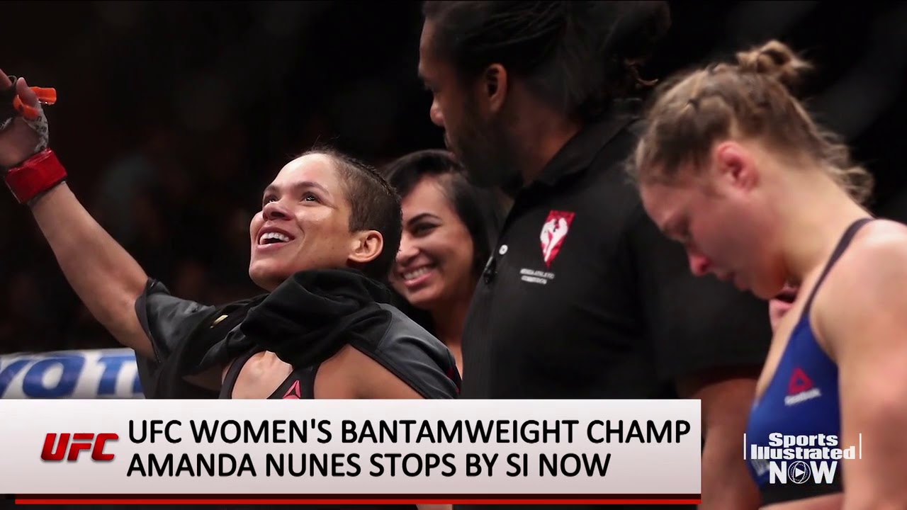 Amanda Nunes on UFC 232 Fight vs Cris Cyborg, Jon Jones' Return, More