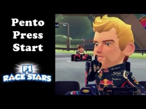 Le mond de la F1 en SD ! F1 Race Stars [PPS]