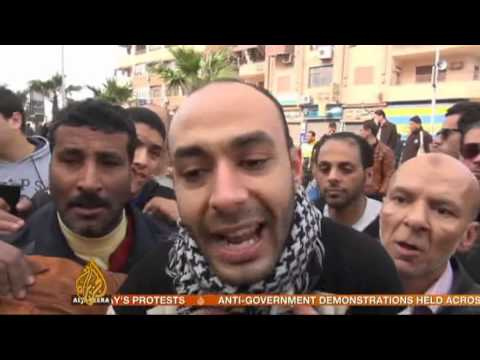 Egypt's Port Said hit by renewed deadly clash