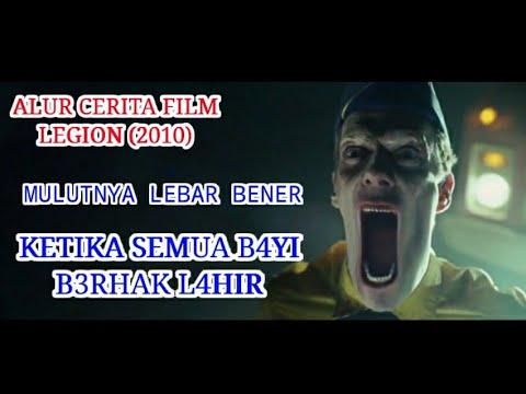 K3tika Semua B4yi B3rhak L4hir | Alur Cerita Film Legion (2010)
