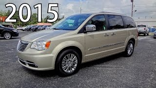 2015 CHRYSLER TOWN & COUNTRY TOURING-L 9808