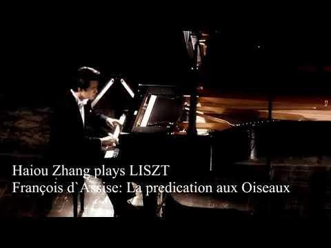Haiou Zhang plays Liszt legende No.1