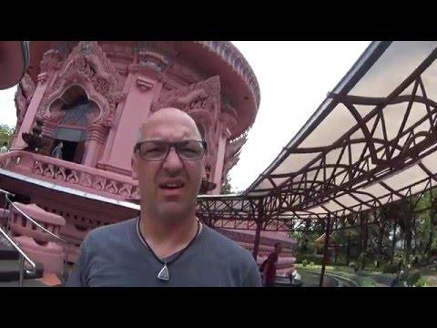 Olli im Erawan Museum, Bangkok, Thailand, Video Blog 19