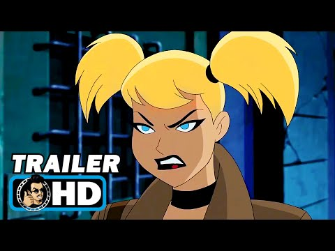 BATMAN AND HARLEY QUINN Official Full online free + Featurette (2017) DC Superhero Animated Movie HD streaming vf