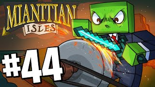 BREAKING INTO CAPTAINSPARKLEZ LOOT VAULT! - (Mianitian Isles) Episode 44