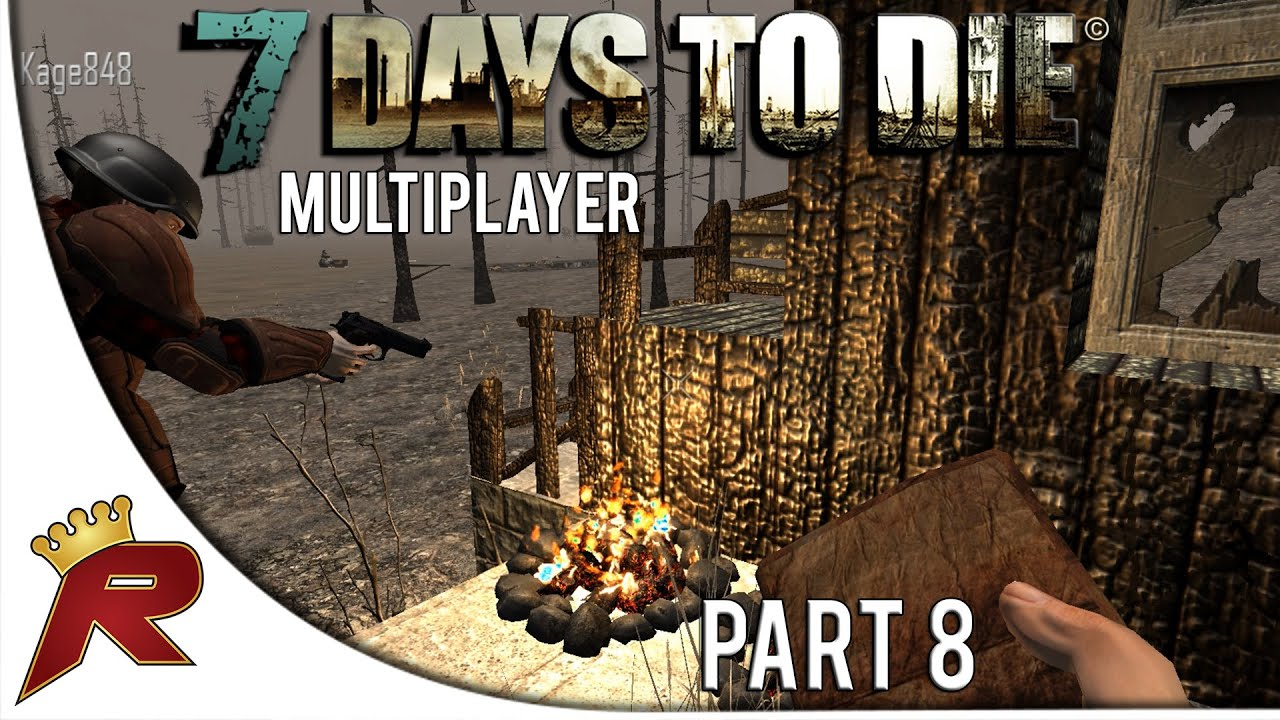 how to make 7 days to die run smoother