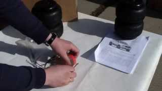 Передняя пневмоподвеска на УАЗ Патриот (UAZ Patriot) / (Hunter) Хантер крафт-комплект(, 2015-05-02T07:02:58.000Z)