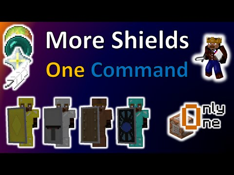 More Shields | One Command Creation | TheBalliBoys