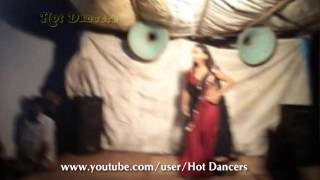 Sangeetha Hot dance show at midnight - Recording dance