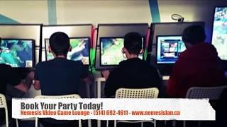 Nemesis Video Game Lounge -