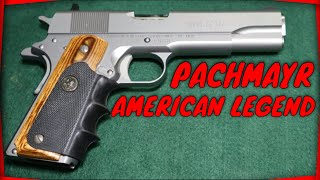 Pachmayr American Legend Grips For 1911: How They Look On The Remington 1911 R1 Review