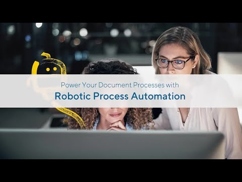 Power Your Document Processes with RPA