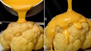 Рецепт-находка! Вкусная и сочная цветная капуста для любителей фаршированных овощей. | Appetitno.TV