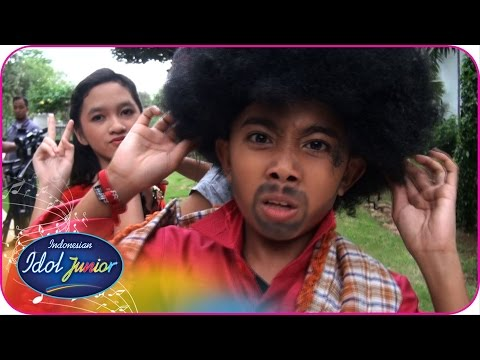 Before The Stage - Spektakuler Show 3 - Indonesian Idol Junior