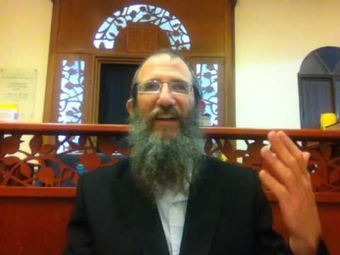 הרב ברוך וילהלם - תניא - ליקוטי אמרים - סיום פרק ח