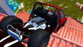 Biggest Drop in BeamNG - BeamNG Drive