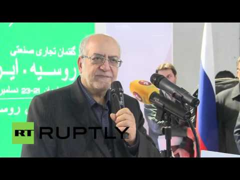Iran: Russia presents over 80 companies at trade and industry exhibition in Tehran