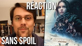 Star Wars Rogue One | Critique : un spin-off réussi ?