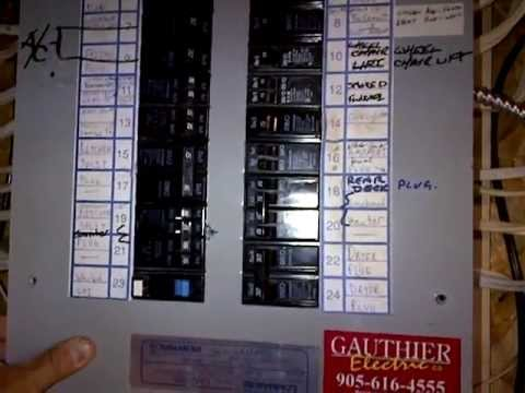 100 Amp Fuse Box Servicing A 90 S 100a Commander Bolt On Breaker Panel