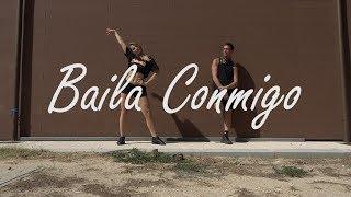Baila Conmigo / ZUMBA / Easy Dance Choreography