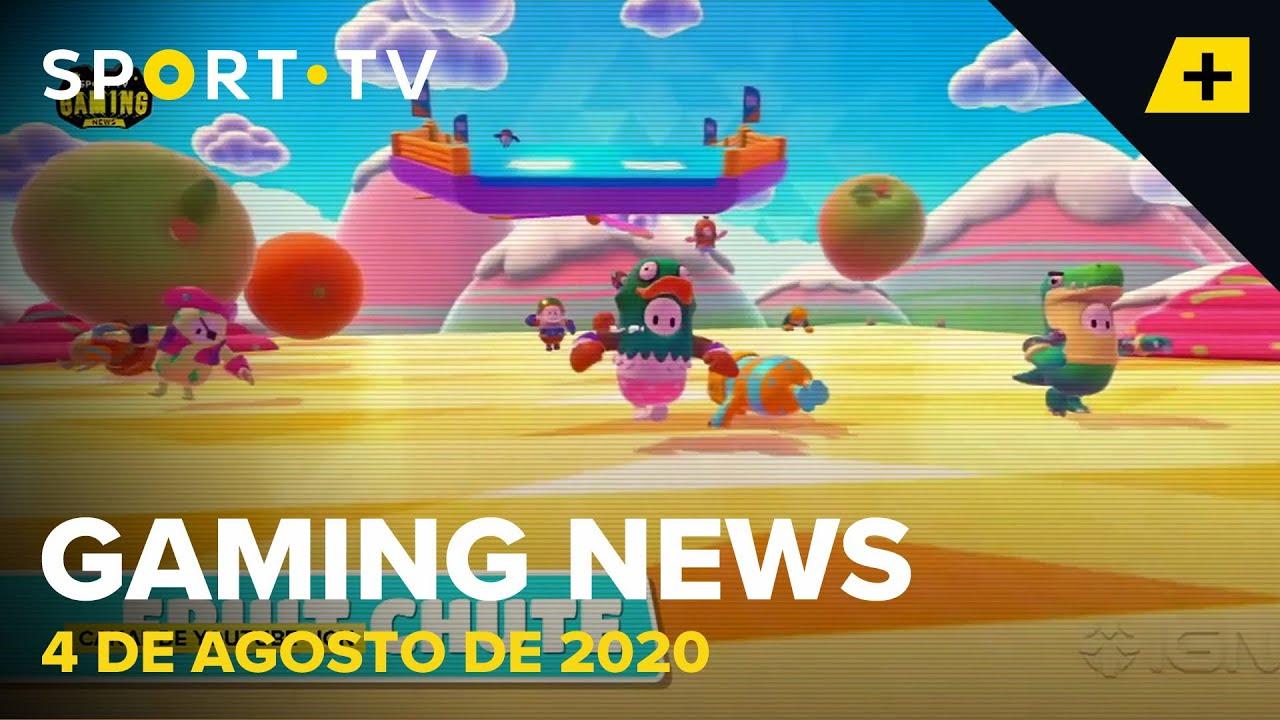 SPORT TV GAMING NEWS - 4 de agosto  | SPORT TV
