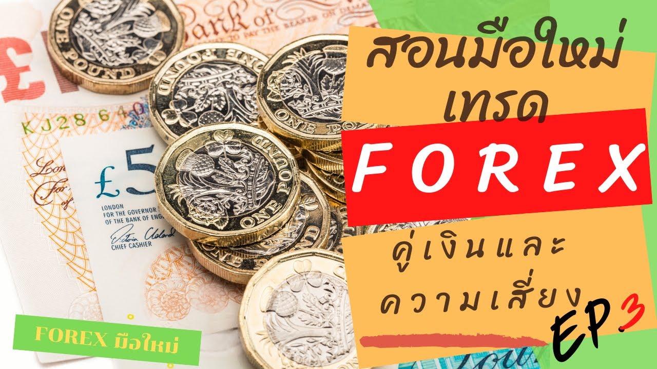สอนมือใหม่ เทรด Forex เบื้องต้น (เด็ดมาก 2020) EP 3   ความเสี่ยงจาก leverageและทำความรู้จักค่าเงิน