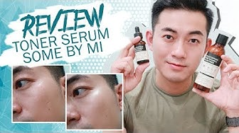 TTL - REVIEW SOME BY MI GALACTOMYCES PURE VITAMIN C GLOW TONER & SERUM | TTL