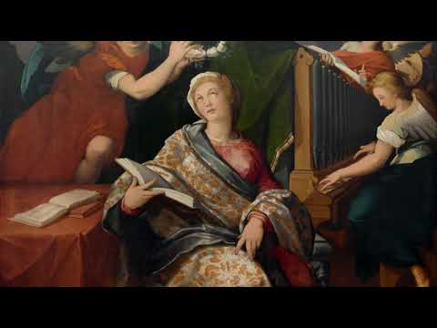 What Does The Music Of Heaven Sound Like?— St Cecilia In New Spain