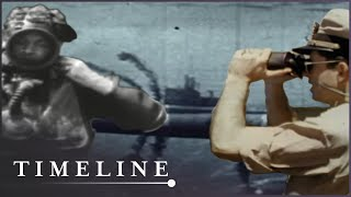 The Secrets of Submarine Espionage | Secrets Of War | Timeline