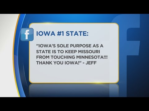Viewers Weigh In On MN Taking 2nd Place To Iowa For 'Best State'