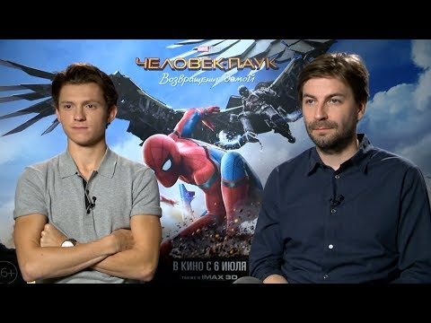 Tom Holland: I've been playing Spiderman...