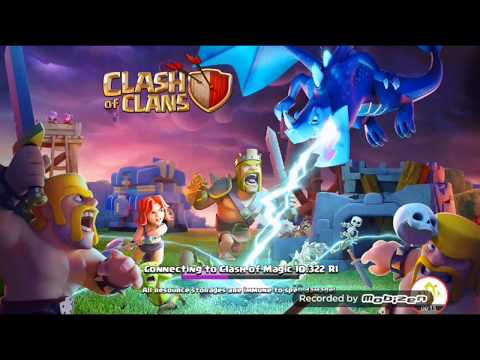 Clash of Clan: Private Server (latest Update: August 2018)