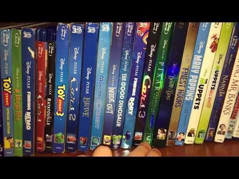 How I've Organized My Blu-Rays