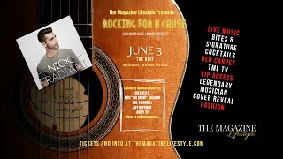 Join us for Rocking for a Cause