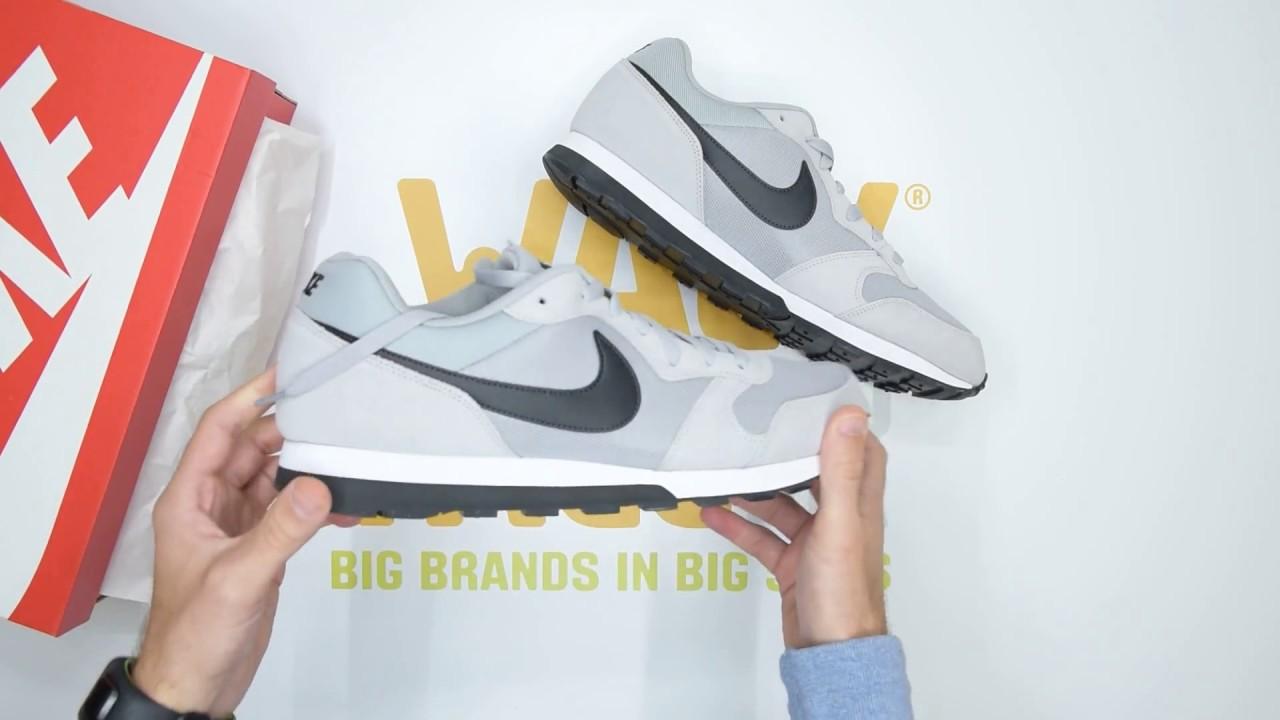 Nike MD Runner 2 - Grey White