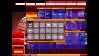 FIBA Basketball Manager 2008 PC 2007 Gameplay