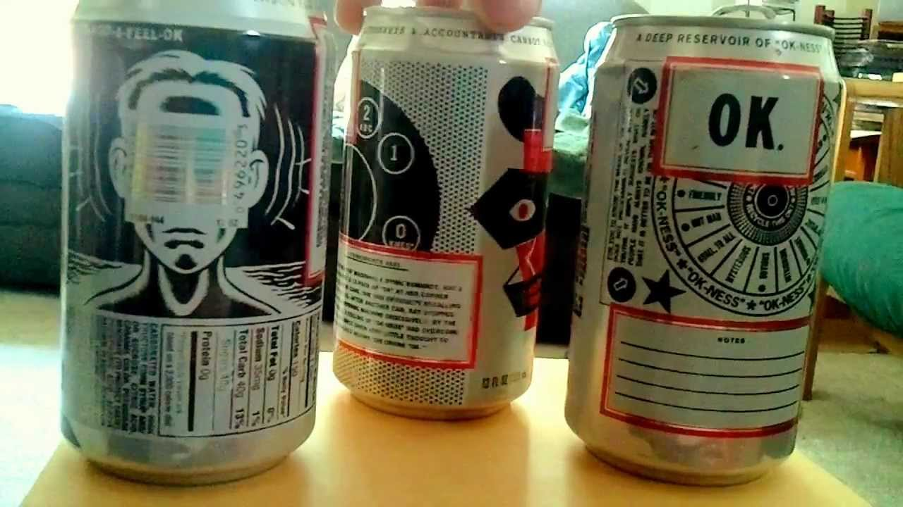 OK SODA 90'S ALTERNATIVE SOFT DRINK COCA COLA TEST PRODUCT - YouTube
