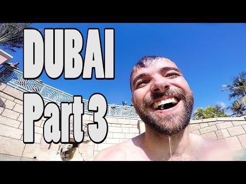 DUBAI VLOG #3 ATLANTIS RESORT WATERPARK & DUBAI MARINA