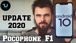 Pocophone F1 Android 10 Update! Antutu/Camera/Gaming test! Still flagship in 2020