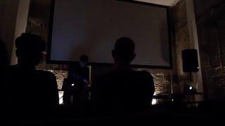 Gilles Aubry - live at Spektrum Berlin, CTM Vorspiel 2016
