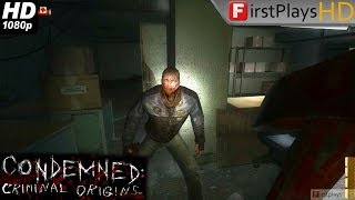 Condemned: Criminal Origins - PC Gameplay 1080p